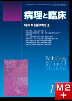 病理と臨床 2015年 12月号(33巻12号)副腎の病理