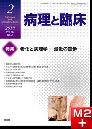 病理と臨床 2018年 2月号(36巻2号)老化と病理学~最近の進歩