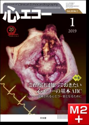 心エコー 2019年1月号(20巻1号)これだけは知っておきたい心エコーの基本ABC~信頼される心エコー室となるために