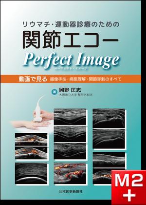 リウマチ・運動器診療のための関節エコーPerfect Image